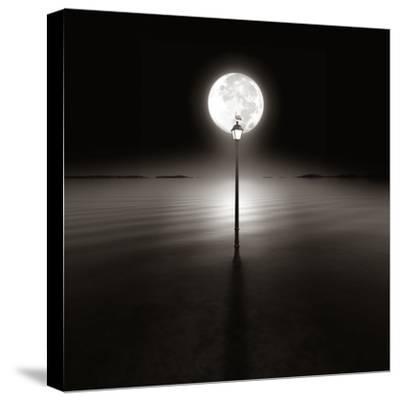 Silent Night-Luis Beltran-Stretched Canvas Print