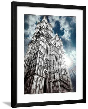 Westminster Abbey-Andrea Costantini-Framed Photographic Print