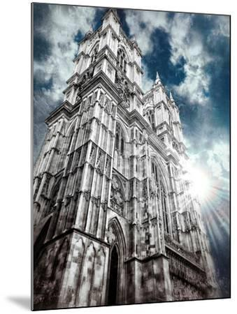Westminster Abbey-Andrea Costantini-Mounted Photographic Print