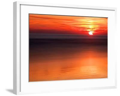Summer Setting 2-Felipe Rodriguez-Framed Photographic Print