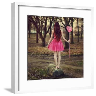 Dream Catcher-Iness Rychlik-Framed Photographic Print