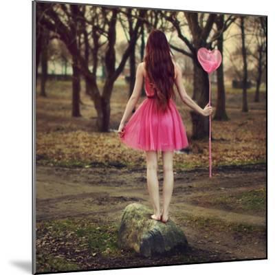 Dream Catcher-Iness Rychlik-Mounted Photographic Print