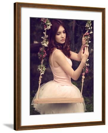 Angel-Dimitri Caceaune-Framed Photographic Print