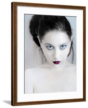 Back to Black-Elizabeth May-Framed Photographic Print