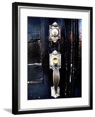 Entry in Black-Jody Miller-Framed Photographic Print