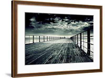 Bognor Regis Pier No. 2-Andy Bell-Framed Photographic Print