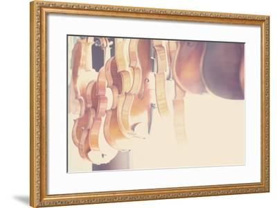 The Violin-Laura Evans-Framed Photographic Print