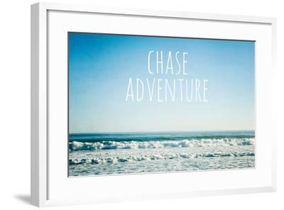Chase Adventure-Susannah Tucker-Framed Photographic Print