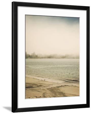 Mist on the Coast-Jillian Melnyk-Framed Photographic Print