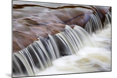 Flowing Water-Mark Sunderland-Mounted Photographic Print