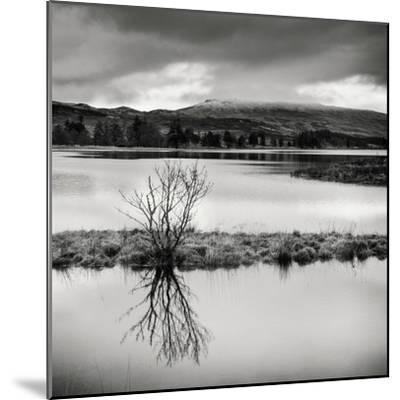 Rural Landscape with Lake-Craig Roberts-Mounted Photographic Print