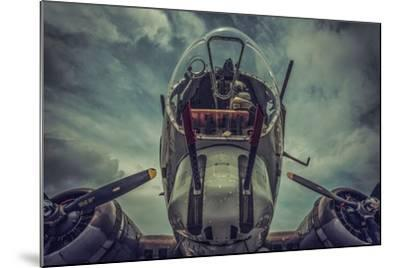 Usaf Bomber-Stephen Arens-Mounted Photographic Print
