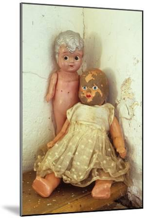 Female Dolls-Den Reader-Mounted Premium Photographic Print
