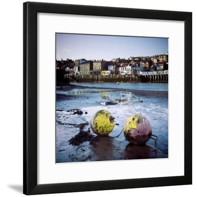 Whitby Harbour-Craig Roberts-Framed Photographic Print