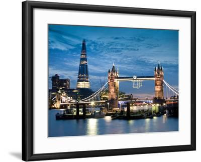 London Bridge-Craig Roberts-Framed Photographic Print