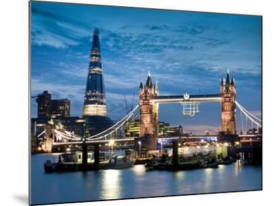 London Bridge-Craig Roberts-Mounted Photographic Print