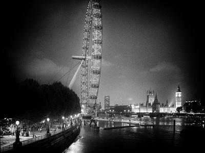 Buildings in London-Craig Roberts-Framed Photographic Print