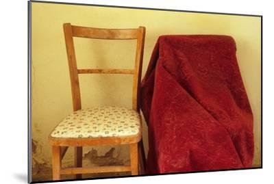 Chairs-Den Reader-Mounted Premium Photographic Print