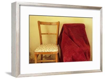 Chairs-Den Reader-Framed Premium Photographic Print