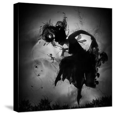 Head to Toe-Marcella Sidartawan-Stretched Canvas Print