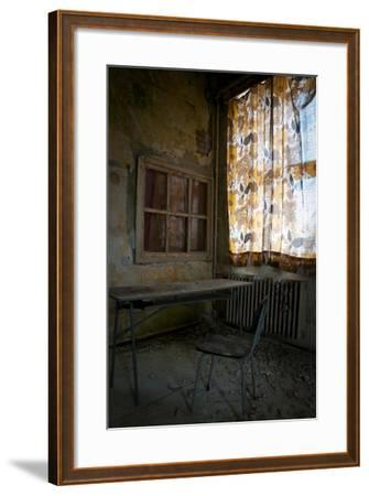 Abandoned Power Station-Nathan Wright-Framed Photographic Print