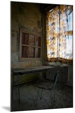 Abandoned Power Station-Nathan Wright-Mounted Photographic Print