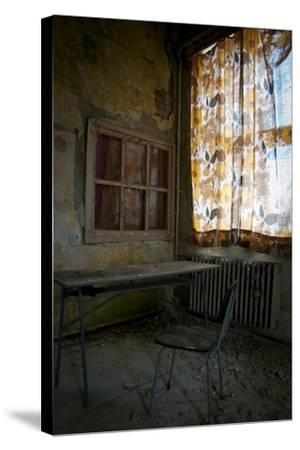 Abandoned Power Station-Nathan Wright-Stretched Canvas Print
