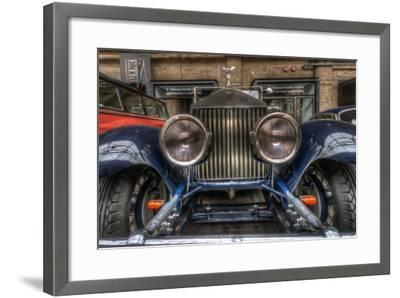 Classic Car-Nathan Wright-Framed Photographic Print