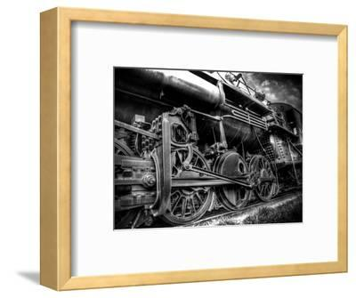 Train Strain-Stephen Arens-Framed Photographic Print