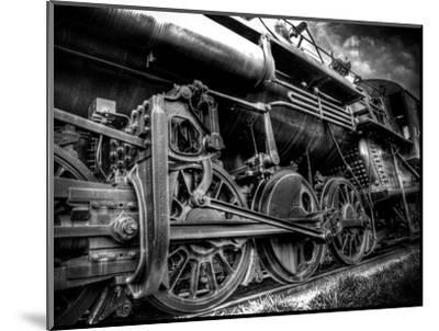 Train Strain-Stephen Arens-Mounted Photographic Print