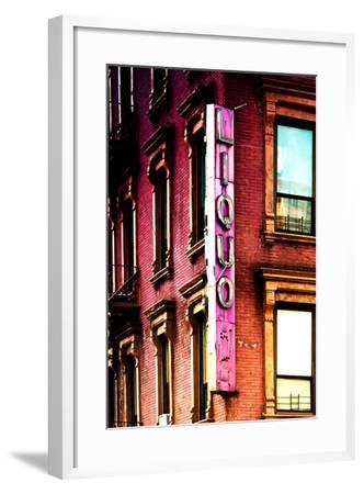 Liquors - Shop - Vintage - United States-Philippe Hugonnard-Framed Photographic Print