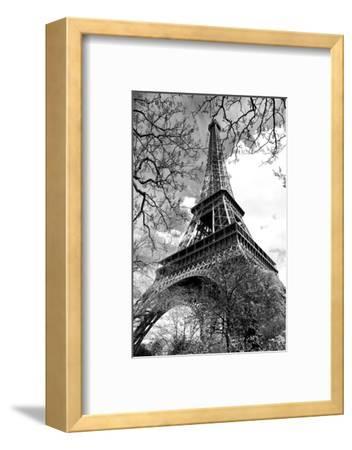 Eiffel Tower - Paris - France - Europe-Philippe Hugonnard-Framed Premium Photographic Print
