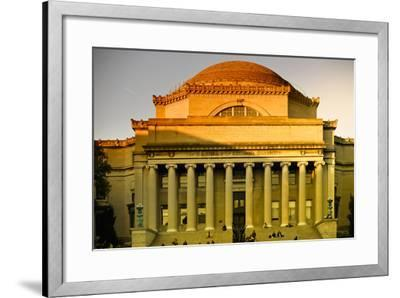 Columbia University - College - Campus - Buildings and Structures - Manhattan - New York - United S-Philippe Hugonnard-Framed Photographic Print