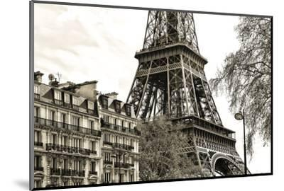 Paris - Eiffel Tower-Philippe Hugonnard-Mounted Photographic Print