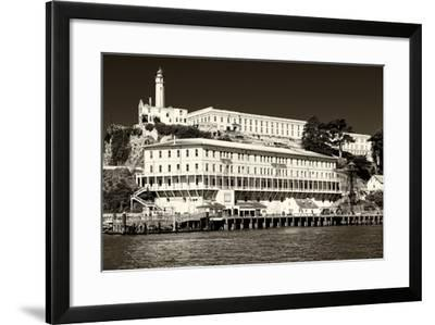 Alcatraz Island - Prison - San Francisco - California - United States-Philippe Hugonnard-Framed Photographic Print