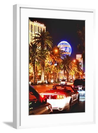 The Strip - Las Vegas - Nevada - United States-Philippe Hugonnard-Framed Photographic Print