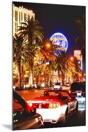 The Strip - Las Vegas - Nevada - United States-Philippe Hugonnard-Mounted Photographic Print
