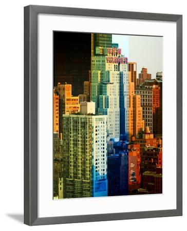 Fine Art, the New Yorker Hotel, Midtown Manhattan, New York City, United States-Philippe Hugonnard-Framed Photographic Print
