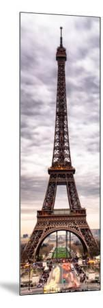 Eiffel Tower, Paris, France-Philippe Hugonnard-Mounted Photographic Print