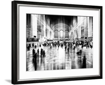 Urban Stretch Series - Grand Central Terminal - Manhattan - New York-Philippe Hugonnard-Framed Photographic Print
