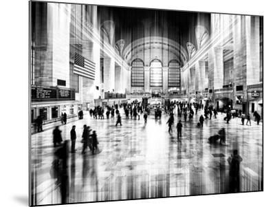Urban Stretch Series - Grand Central Terminal - Manhattan - New York-Philippe Hugonnard-Mounted Photographic Print