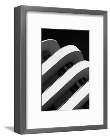 Art Deco Architecture of Miami Beach - South Beach - Florida-Philippe Hugonnard-Framed Photographic Print