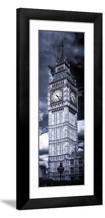 Big Ben - City of London - UK - England - United Kingdom - Europe - Photography Door Poster-Philippe Hugonnard-Framed Photographic Print