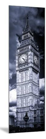 Big Ben - City of London - UK - England - United Kingdom - Europe - Photography Door Poster-Philippe Hugonnard-Mounted Photographic Print