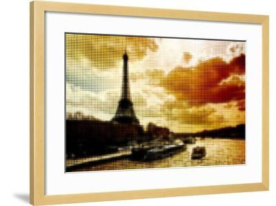 Pixels Print Series-Philippe Hugonnard-Framed Photographic Print