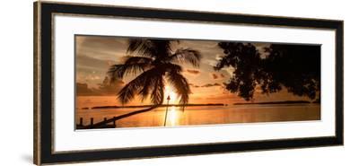 Sunset of Dreams - Florida-Philippe Hugonnard-Framed Photographic Print
