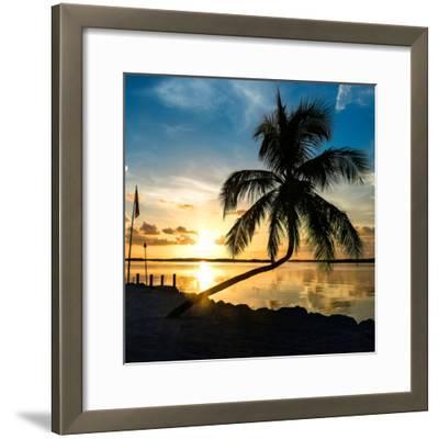 Sunset of Dreams - Florida - USA-Philippe Hugonnard-Framed Photographic Print