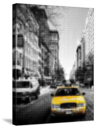 Pixels Print Series-Philippe Hugonnard-Stretched Canvas Print