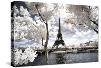 Another Look at Paris-Philippe Hugonnard-Stretched Canvas Print