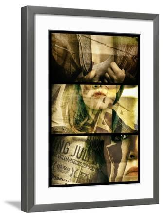 Fashion Face-Philippe Hugonnard-Framed Photographic Print